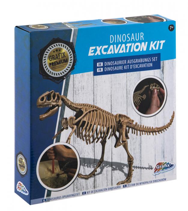 Kit excavare - Dinozaur fioros [0]