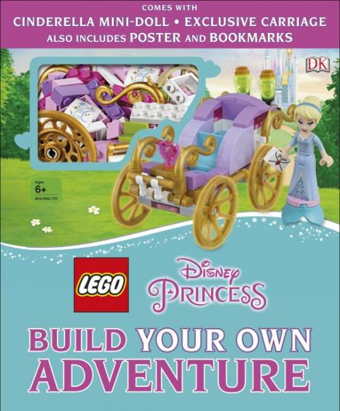 LEGO Disney Princess Build Your Own Adventure 0