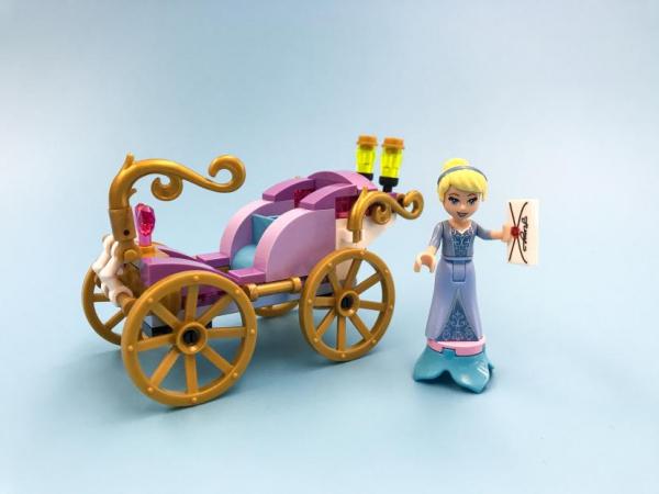 LEGO Disney Princess Build Your Own Adventure 1
