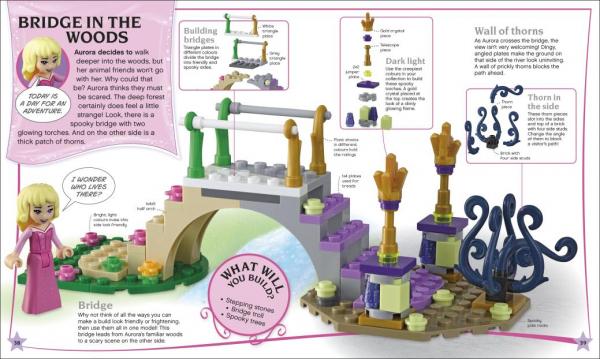 LEGO Disney Princess Build Your Own Adventure 3