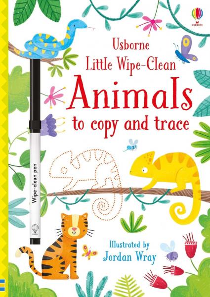 animals wipe clean 0