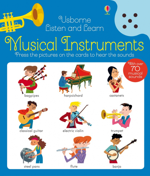 listen and leran musical instruments 0