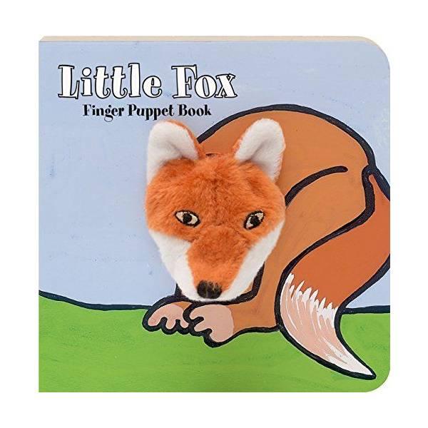 Little fox finger puppet book 0