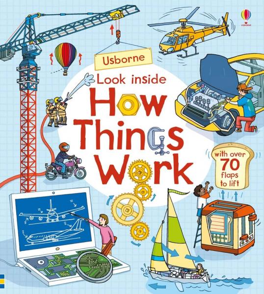look inside how things work 0