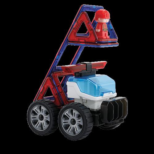 Magformers masini de interventie 1