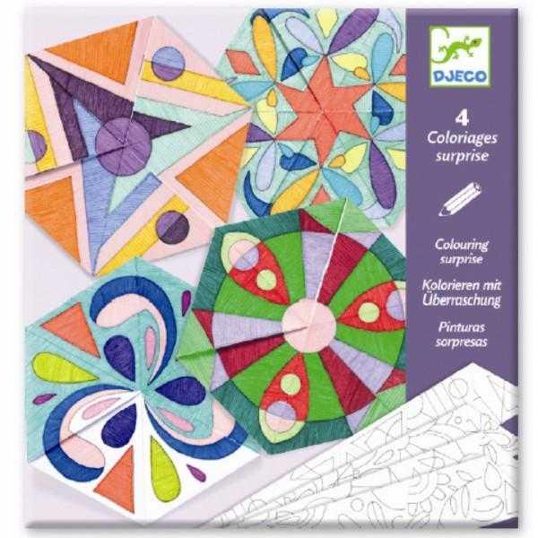 Crafturi din hartie Mandala rozete [0]