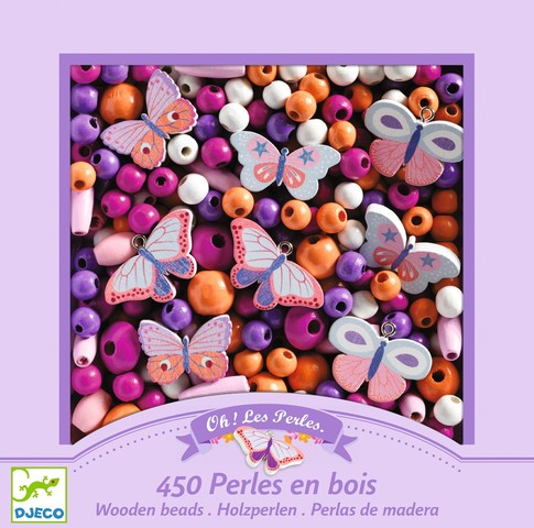 Margele roz set 450 0