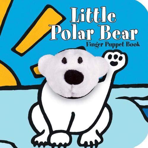 polar bear finger puppet book 0
