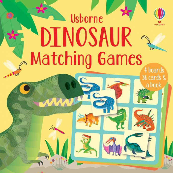 Dinosaur Matching Game 0