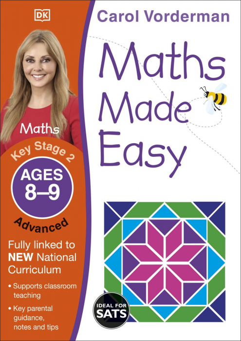 Maths Made Easy Ages 8-9 Key Stage 2 Advanced 0