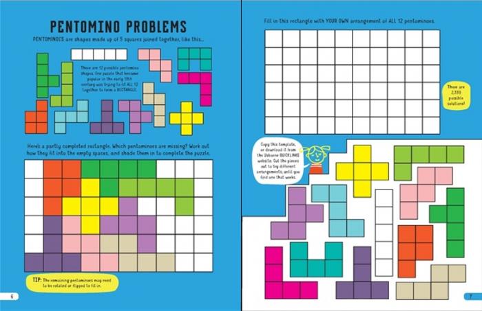 Maths Scribble Book [3]
