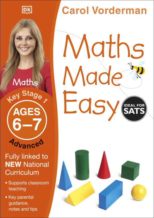 Maths Made Easy Ages 6-7 Key Stage 1 Advanced 0