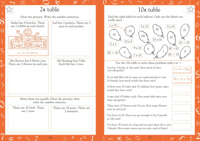 Maths Made Easy Ages 6-7 Key Stage 1 Advanced 1