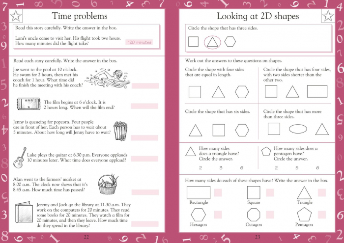 Maths Made Easy Ages 7-8 Key Stage 2 Beginner 2