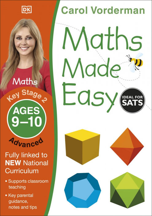 Maths Made Easy Ages 9-10 Key Stage 2 Advanced [0]