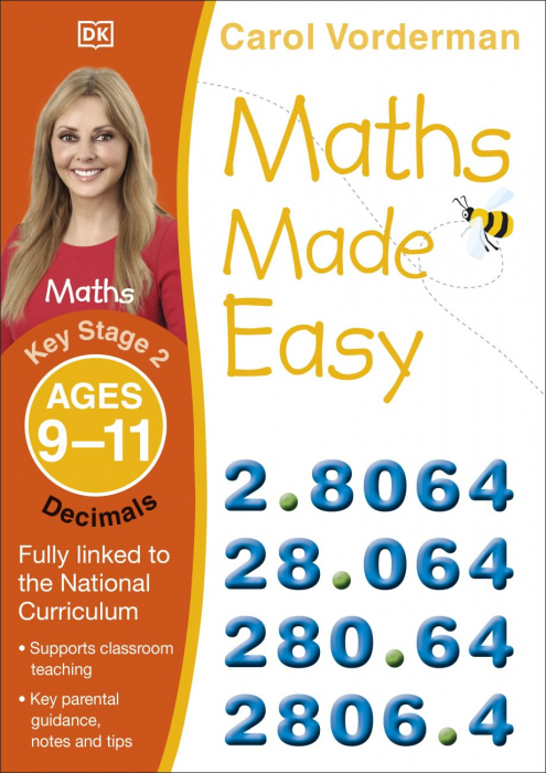 Maths Made Easy Decimals Ages 9-11 Key Stage 2 0