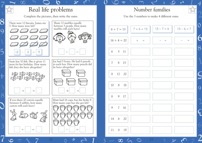 Maths Made Easy Ages 5-6 Key Stage 1 Advanced 2