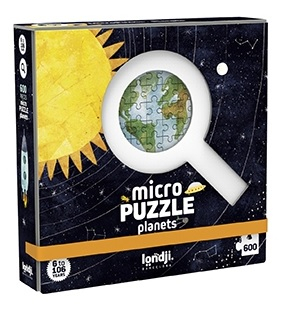 Micro puzzle cosmos 600 piese 0