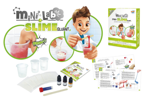 Mini laboratorul de slime 1