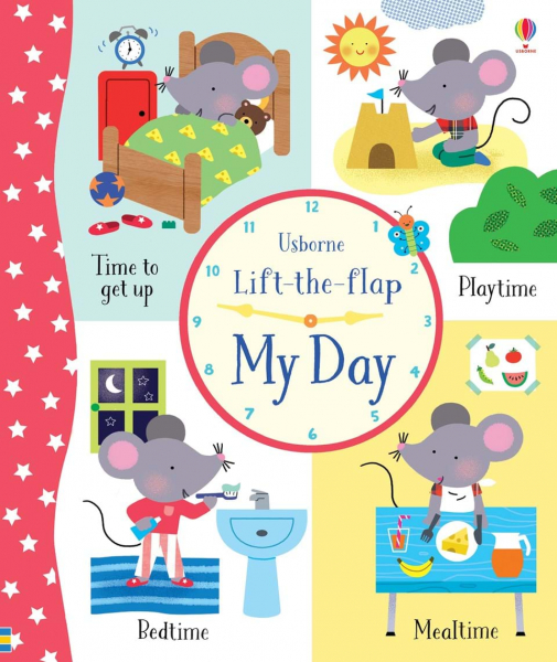 My Day - carte cu clapete 0