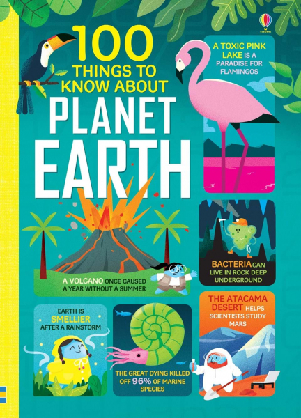 100 things to know about Planet Earth 0