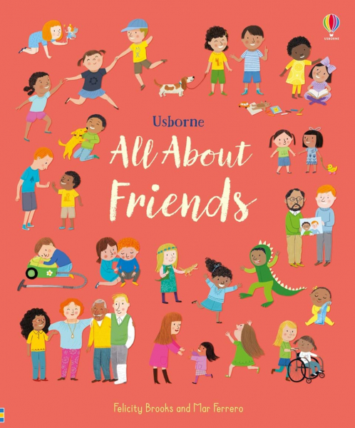 all about friends 0