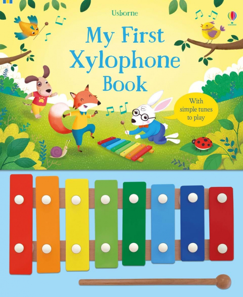 My first xylophone book 0