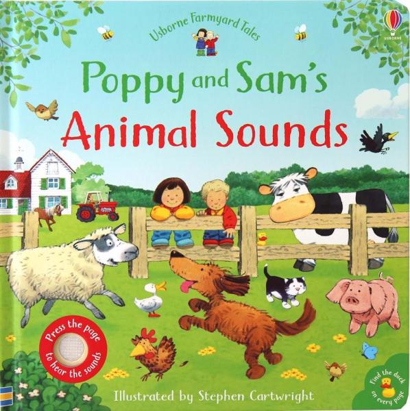 Poppy and Sam Animal Sounds 0