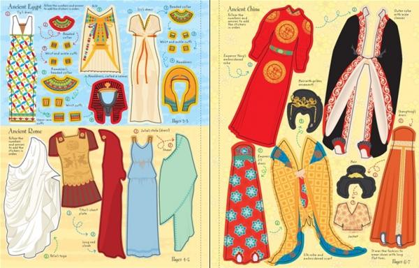 fashion long ago 3
