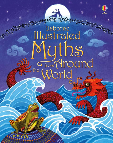 Illustrated Myths from Around the World 0