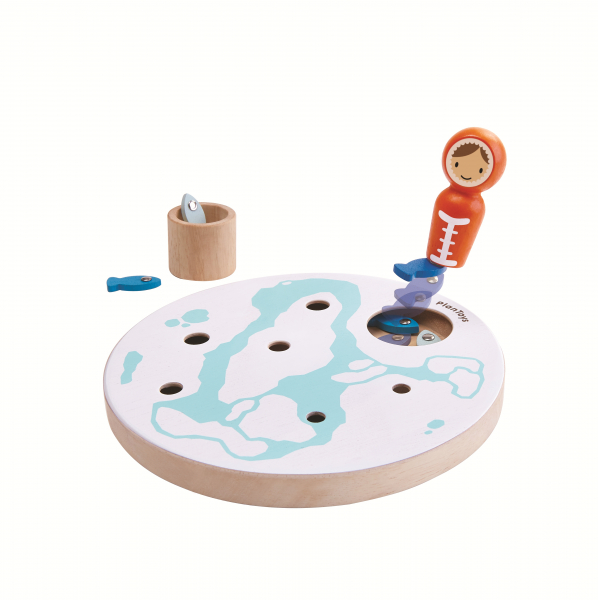 Ice fishing game magnetic 1
