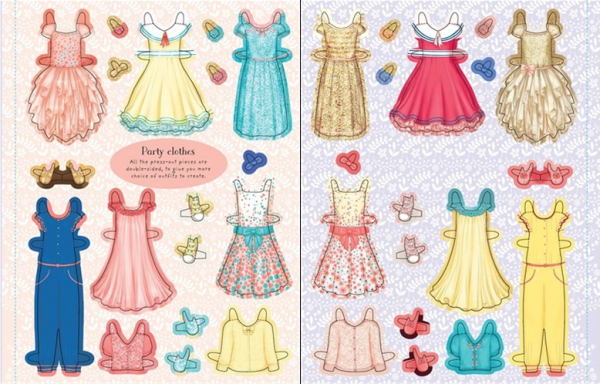 Paper Dolls Press-out 1
