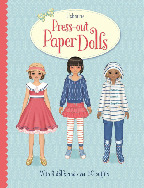 Paper Dolls Press-out 0