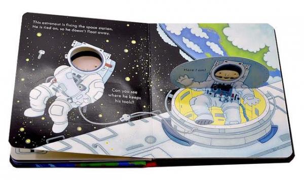 Peep Inside Space 1