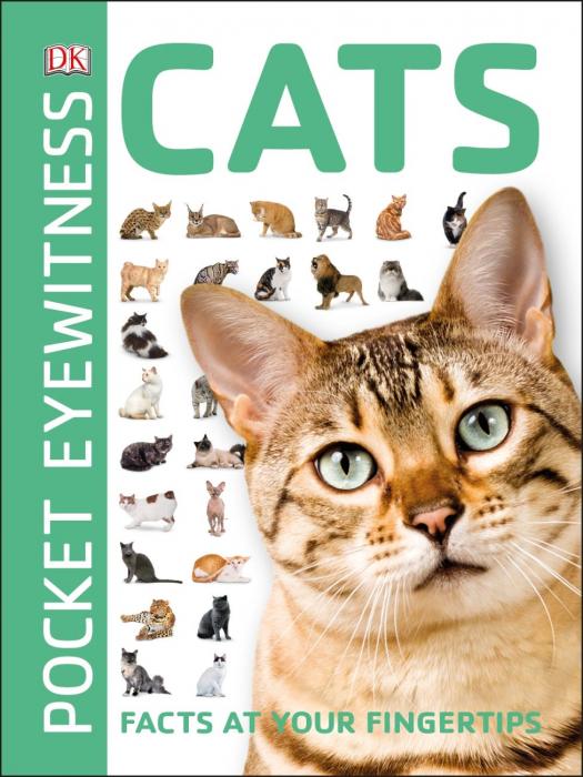 Pocket Eyewitness Cats 0