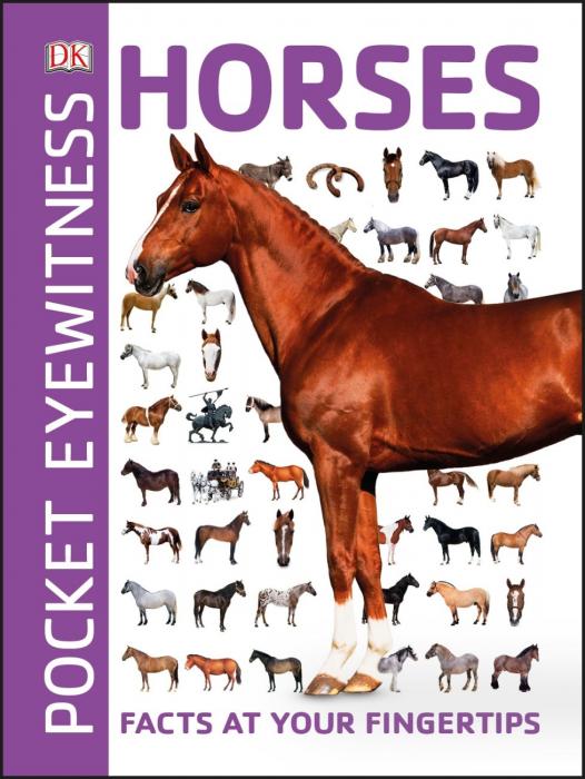 Pocket Eyewitness Horses 0