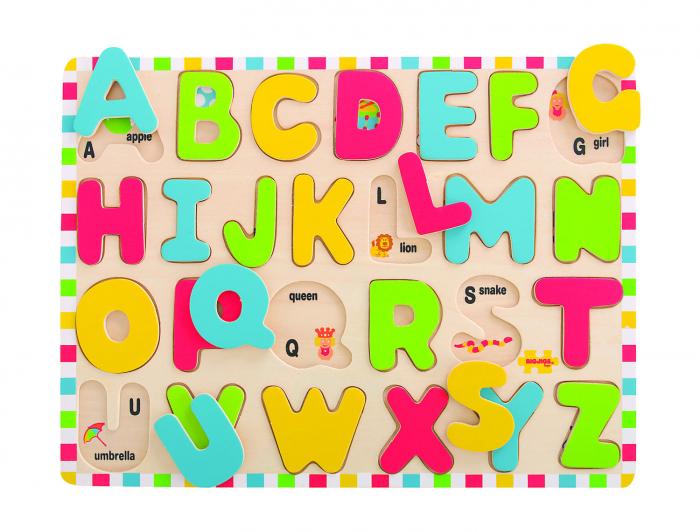 Puzzle ABC [0]