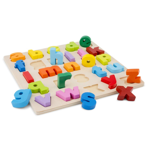 Puzzle alfabet litere mici 0