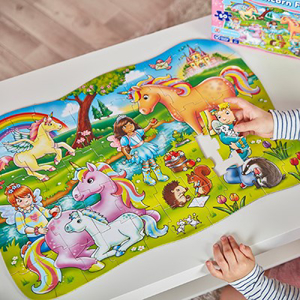 Puzzle Prietenii Unicornului UNICORN FRIENDS [1]