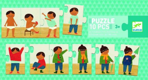 Puzzle Ma imbrac singur [0]