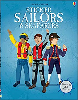 sailors and seafarers sticker book 0