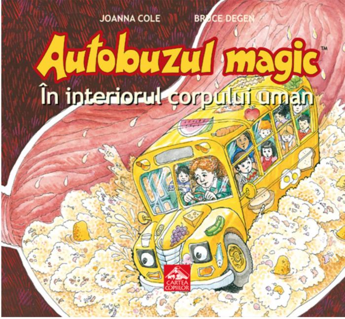 Autobuzul Magic In interiorul corpului uman 0