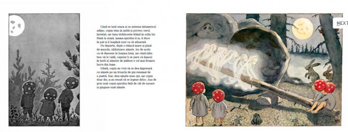 Copiii Padurii Elsa Beskow 1
