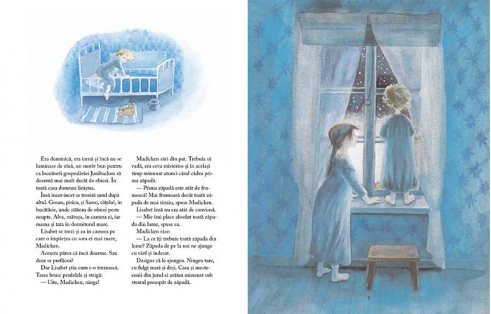 Uite, Madicken, ninge! Astrid Lindgen 1
