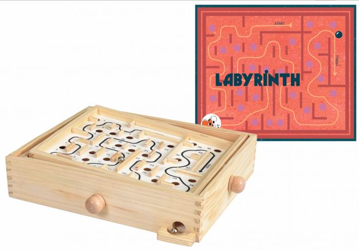 Joc labirint [0]