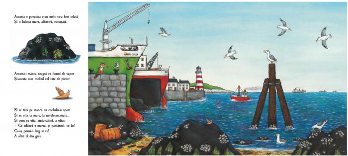 Melcul si balena de Julia Donaldson [1]