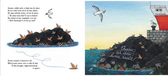 Melcul si balena de Julia Donaldson [2]