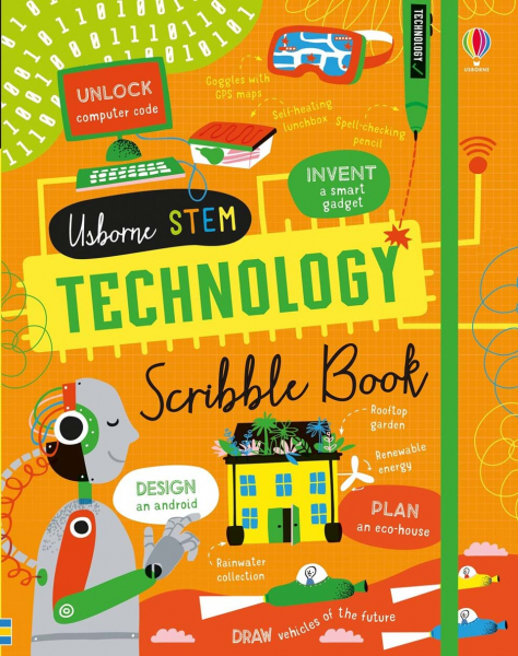 Technology scribble book 0