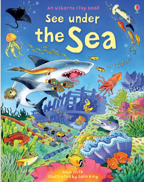 See under the sea 0