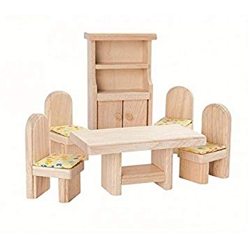 Set mobilier de sufragerie pentru păpuși [0]